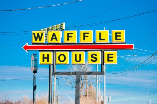 Waffle House Will Host Special Candle-Lit Valentine's Day Dinner   HuffPost Life