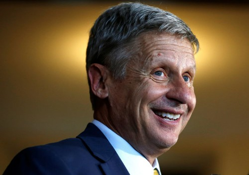 New Mexico Democrats Blast Gary Johnson For Backing Higher Social Security Retirement Age