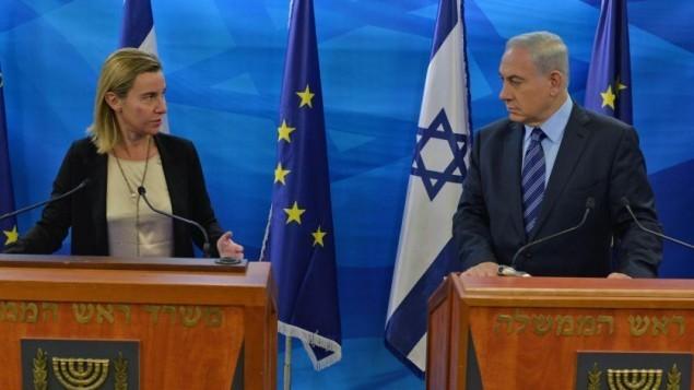 Palestine-Israel: Europe Drowning in America's Failures