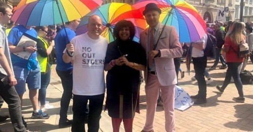 Birmingham Pride: Muslim Campaigners And 'No Outsiders' Teacher Lead Parade