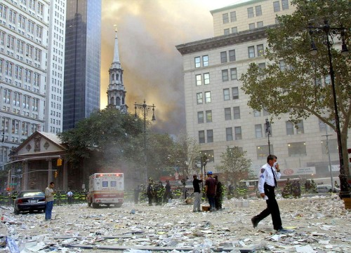 American Who Escaped Paris Terror Attacks Also Survived 9/11