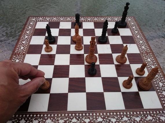 Why Chess?