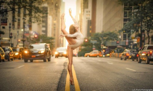 How A Ballet Photographer Used Art To Heal