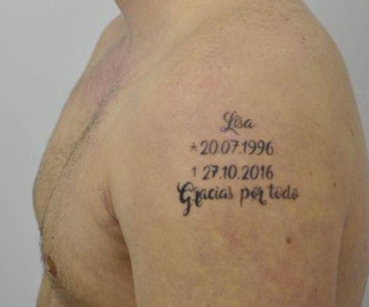 'Macabre' Tattoo Is Vital Clue In Throat-Slash Slaying
