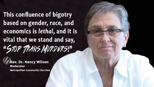 Stop Trans* Murders!