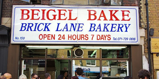 There's A Bagel Shop In London Called 'Beigel Bake,' And You Need To Know About It | HuffPost Life