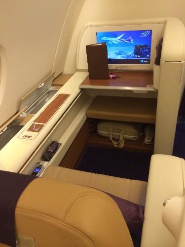 Sawadee Thai A380 First Class