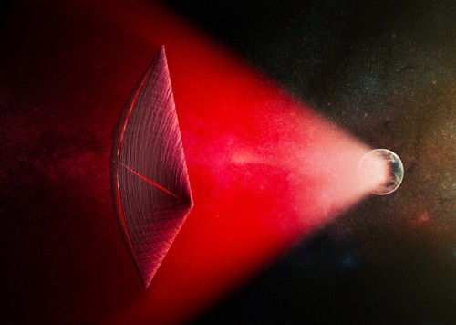 Harvard Scientists Say Aliens May Be Using Giant Radio Beams To Travel The Cosmos