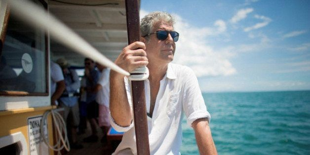 Anthony Bourdain on Food and Travel in Africa | HuffPost Life