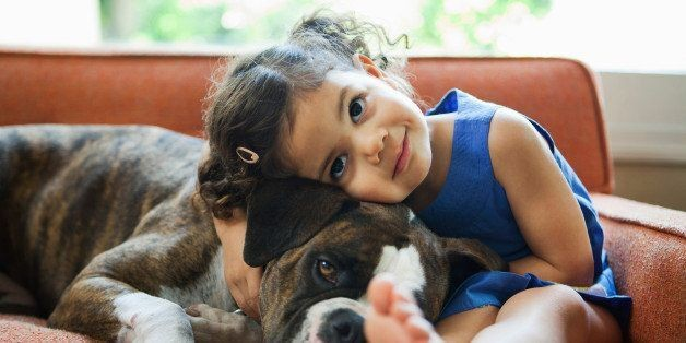 4 Reasons My Toddler Needs a Dog
