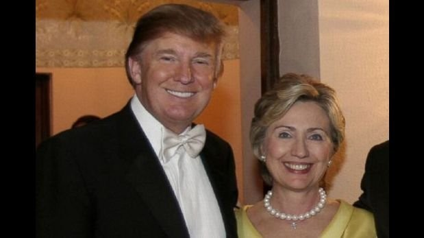 What If Hillary And Donald Fell In Love?