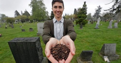 Washington State Legalises Human Composting As Eco-Friendly Alternative