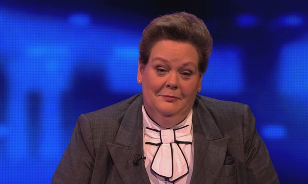 The Chase's Anne Hegerty Threatened With Suspension Over Response To Twitter Abuse