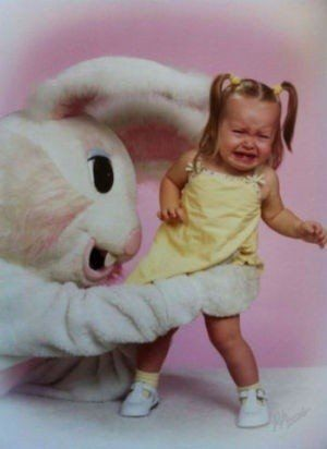 17 Creepy Easter Bunny Costumes (PHOTOS)