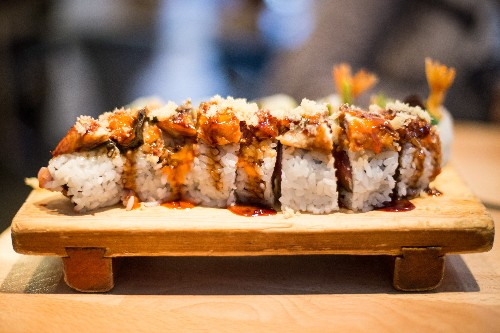Why You Shouldn't Order Sushi Rolls