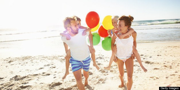 5 Steps to a Stress-Free Family Vacation | HuffPost Life