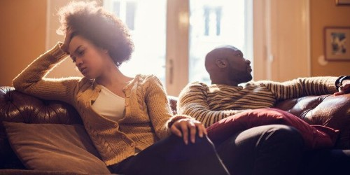 Women May Internalize Relationship Problems While Men Get Frustrated