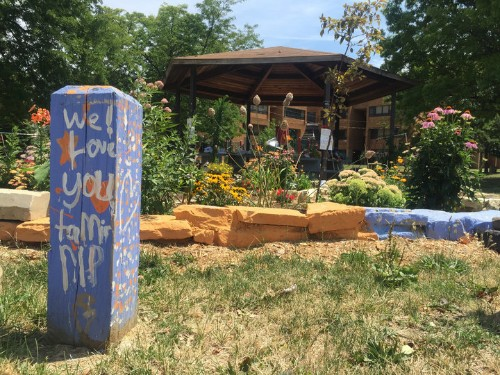 Tamir Rice's Neighborhood: A Short Drive But Far Removed From Trump's RNC