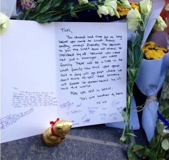 Gay Hero of Sydney Hostage Crisis Died a Second Class Citizen