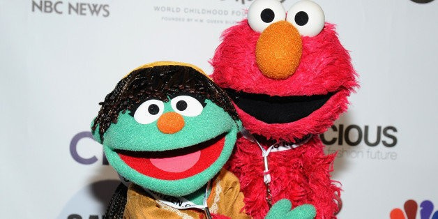 Here's A Really Good Reason To Make Your Kids Watch 'Sesame Street' | HuffPost Life
