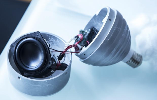 Speaker Lightbulbs Latest Offering in Home Automation Trend