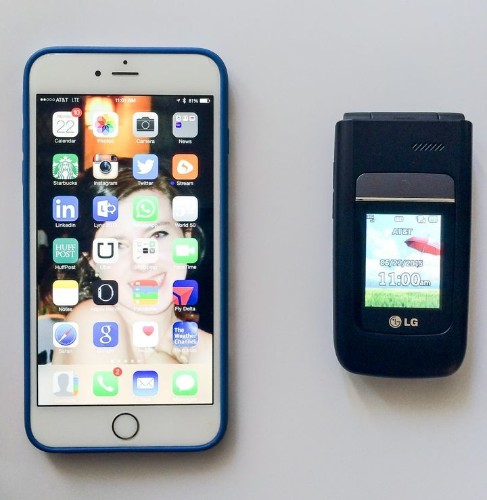 Why You Should Get A Flip Phone In 2015