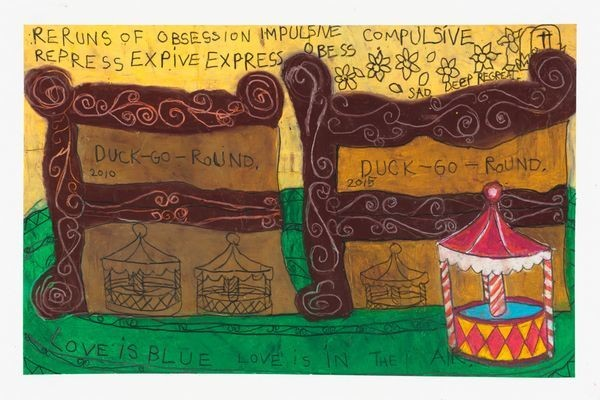 What's In A Name? Specifically, The Name 'Outsider Art'