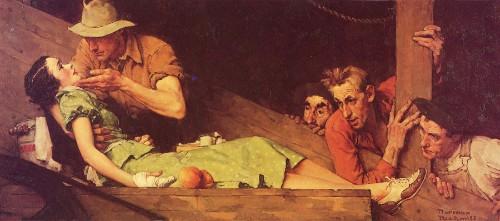 Norman Rockwell: Artist or Illustrator?