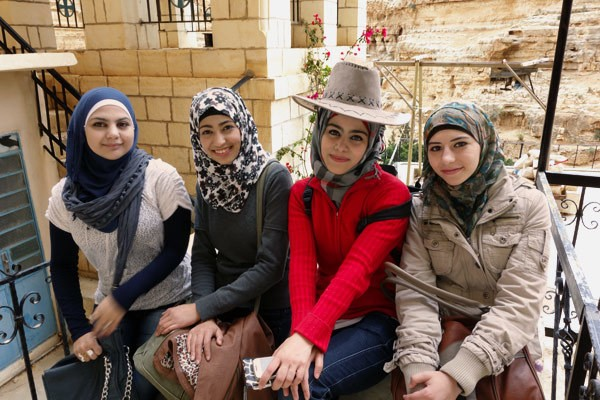 The Beauty of Palestine: Olives, Women, and Scarves