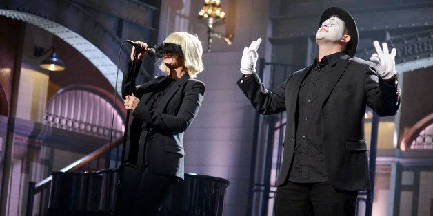 Sia's SNL Mime and Sign Language in Pop Music