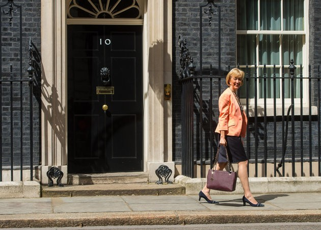 Andrea Leadsom Says It Is 'Sensible' Not To Let Men Look After Children As They May Be Paedophiles