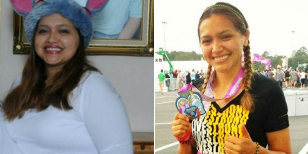 Disappointed With How She Looked In A Family Photo, Inez Loredo Lost 106 Pounds | HuffPost Life