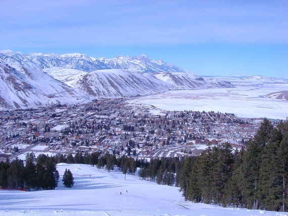 The 10 Most Beautiful Towns in America During the Winter