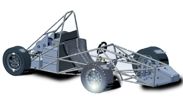 Caltech Enters Electric Vehicle Racing