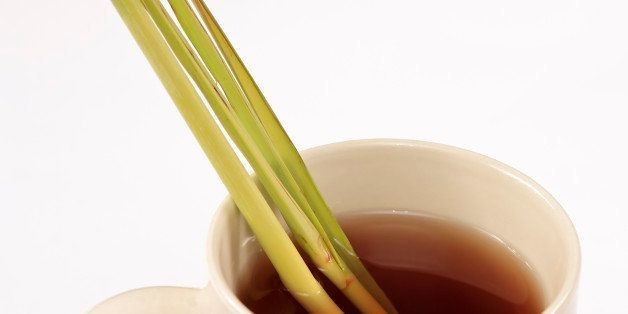 How To Make Lemongrass Tea, Your New Favorite Drink This Winter | HuffPost Life
