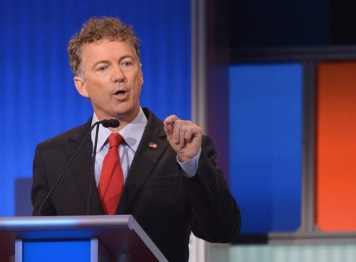 Rand Paul: Income Inequality Comes From 'Some People Working Harder' Than Others
