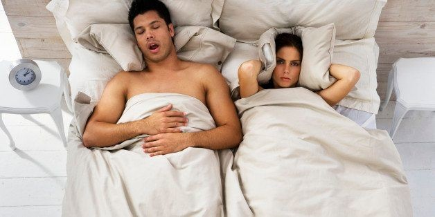 Stop the Snore to Improve Intimacy | HuffPost Life