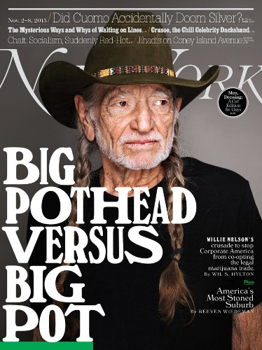 Willie Nelson's Crusade to Stop Big Pot