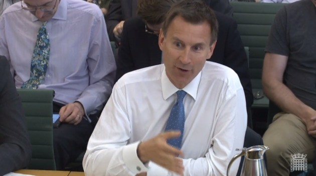 Jeremy Hunt Says He's 'Not An Academic' But Academics Are Wrong About NHS 'Weekend Effect'