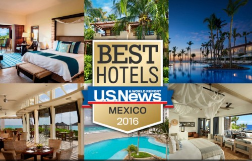 The 10 Best Hotels in Mexico 2016