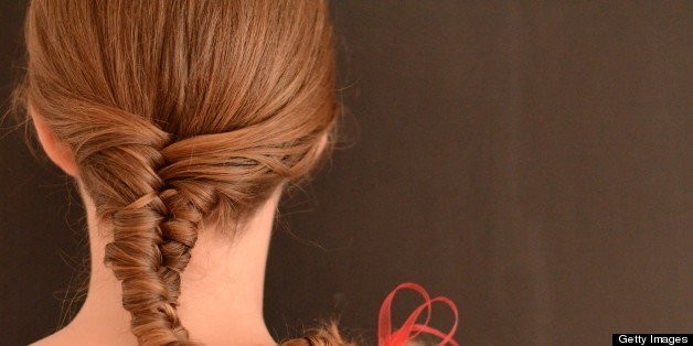 Red Hair Inspires Fishtail Braid: Get the Look in 4 Steps | HuffPost Life