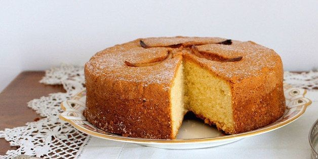Recipe Of The Day: Sponge Cake