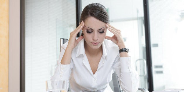 4 Ways to Give Away Your Stress   HuffPost Life