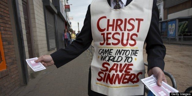 The Selfishness of Salvation