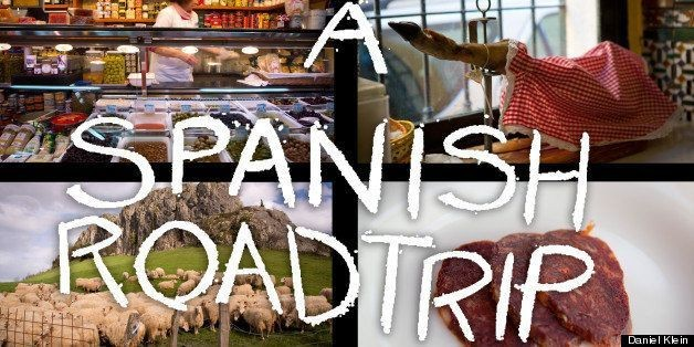 WARNING: Spanish Food Road Trip Will Cause Hunger