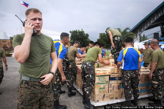 U.S. Military Relief Efforts In The Philippines Will Inspire & Make You Proud (PHOTOS)