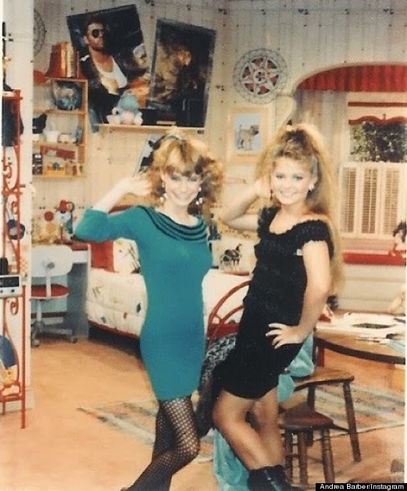Andrea Barber Shares Amazing Instagram Photos Of 'Full House' Gang
