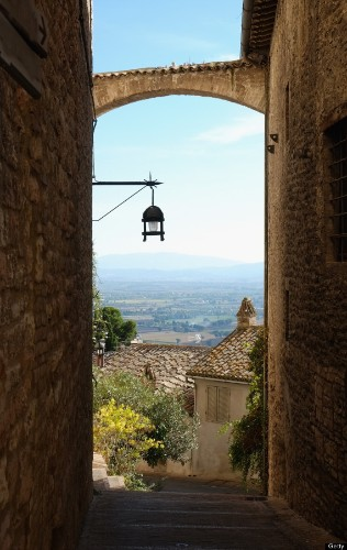 Pope Francis Visited Assisi, And You Should Too