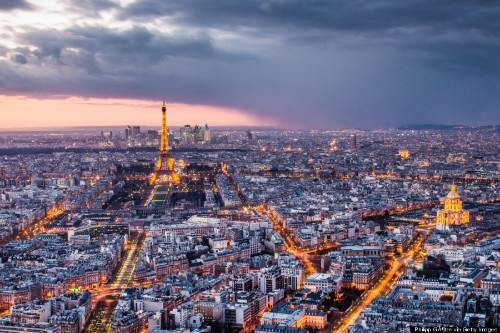 Tour Montparnasse Has A Better View Than The Eiffel Tower... Because It's A View Of The Eiffel Tower
