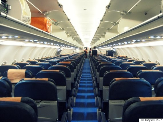 9 Ways To Be A Decent Human Being On Your Next Flight